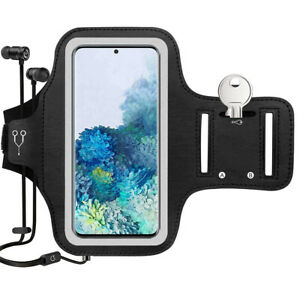 Unisex Running Jogging Riding Holder Arm Band Sports Case Mobile Phone Pouch Bag