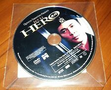 $1 Dvd'S - Hero Quentin Tarantino Jet Li No Art Clear Case Direct From Studio