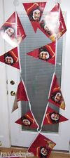 New Lot of 3 CAPTAIN MORGAN 16-FOOT STRING OF ADVERTISING FLAGS BBQ Party Fun!