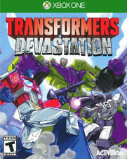Transformers Devastation Xbox One New Xbox One, xbox_one