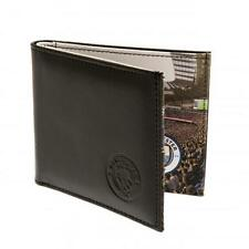 Manchester City Fc Man City Leather Wallet 801 With Stadium Details