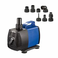2250 GPH Submersible Water Pump Fish Tank Pond Fountain Pool Aquarium Hydroponic