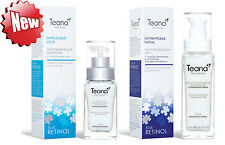 Teana Rejuvenating Set, Retinol Face Cream + Serum of Premium class, 30+50ml