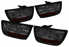 Spyder LED Tail Lights - Smoke part #5032201 for 2010-2013 Chevy Camaro