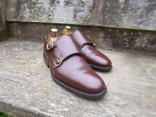 CHURCH DOUBLE MONK STRAP – BROWN – UK 6.5 – GEORGE - EXCELLENT CONDITION