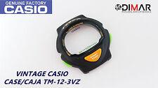 VINTAGE CASE/CAJA  CASIO TM-12-3VZ NOS