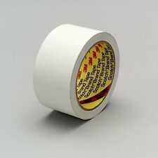 3M 86010 White Masking/Painter's Tape 3051 - 2 in Width
