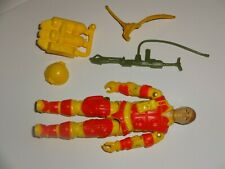 GI Joe Cobra Blowtorch 1984 complete