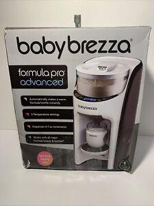Baby Brezza Pro Advanced Formula Mixer - White