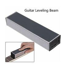 Guitar Beam Instrument Aluminum Fret Leveling File Sandpaper Luthier Tool