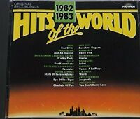Hits of the World 1982/83 Imagination, Falco, Laid Back, Ryan Paris, Phil.. [CD]