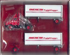American Freightways Double '96 Winross Truck