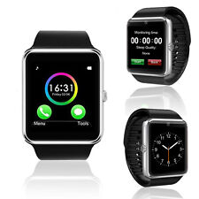 Unlocked Indigi GSM Bluetooth Wrist Watch Cell Phone w/ Camera MP3 FM Radio 32GB