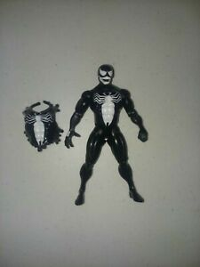 Venom With Flicking Tongue Marvel Super Heroes Loose And Complete 1992 ToyBiz