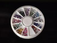 Nail Art Manicure Decoration Water Drop Rhinestone Acrylic Nail Art Rhinestone