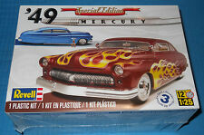 Revell 49 Mercury Special Edition Chopped Top 1/25 Model Car Kit-Last One!