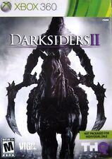 Darksiders II (Xbox 360 Game) Apocalypse Disc is perfect **Free Shipping!
