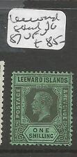 Leeward Islands SG 87 VFU (10cva)