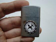 Bank of California National Association Metro Cigarette Lighter Made in Japan