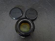 Nikon Nikkor 50 mm 1:1,4 ai objetivamente lens