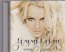 Britney Spears-Femme Fatale cd album