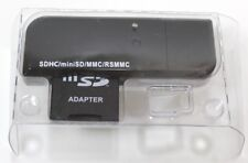 Bell SD Adapter For SDHC/MiniSD/MMC/RSMMC USB Adapter