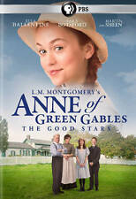 L.M. Montgomery's Anne of Green Gables The Good Stars DVD New DVD! Ships Fast!