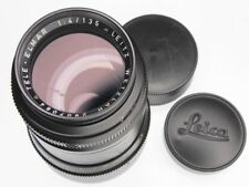 Leica 135mm f4 Tele-Elmar 2nd version M mount  #2907064 ......... Minty