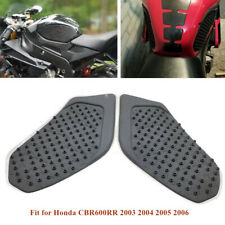 Fit for Honda CBR600RR 2003-06 Tank Pad Traction Side Fuel Grip Decal Protector