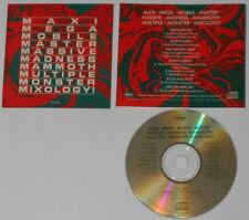 Hanover Fist, Skinny Puppy, Duran Duran, Freddy Mercury remixes US promo cd