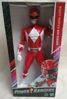 POWER RANGERS - *New MIB* Mighty Morphin Red Ranger Action Figure Hasbro 10""