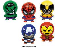 MARVEL SUPERHEROES BUILDABLES HULK WOLVERINE CAPTAIN AMERICA Super Heroes Hero