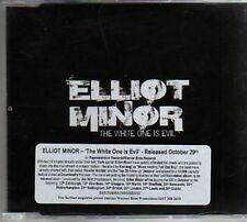 (AM293) Elliot Minor, The White One Is Evil - DJ CD