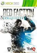 7567 // RED FACTION ARMAGEDDON  XBOX 360 NEUF SOUS BLISTER