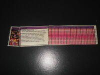 transformers g1 tape cassette rumble tech spec