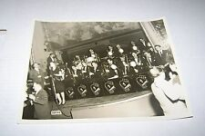 Vintage 8x10 Big Band Photo #398 - Dick Style