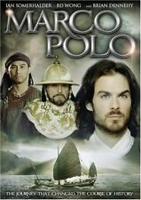 Marco Polo (DVD, 2007) BRAND NEW FACTORY SEALED!!! UPC IS CUT ON BARCODE