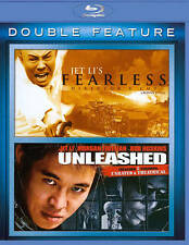 2 MOVIES-FEARLESS-UNLEASHED/Jet Li/NEW BLU-RAY/BUY ANY 4 ITEMS SHIP FREE
