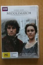 Middlemarch (DVD, 2011, 2-Disc Set)    Preowned (D196)