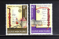 LUXEMBURGO/LUXEMBOURG 1982 MNH SC.672/673 CEPT