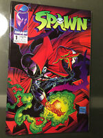Spawn #1 (May 1992, Image) NM - Never Read (First App Spawn)McFarlane Comic