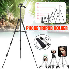 Professional Camera Tripod Stand Holder Mount For Cell Phone Tablet Camcorder Us