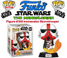 Star Wars The Mandalorian FUNKO POP #350 Incinerator Stormtrooper NEW PRE-ORDER