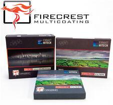 Hitech Firecrest 100 support + roitelet triple-bandeau 100x125mm grad set + Firecrest irnd ND3.0