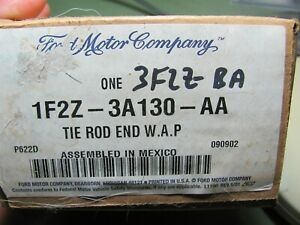 NOS Ford 1F2Z-3A130-AA Left Outer Tie Rod End 1986-2007 Freestar Sable Monterey