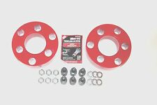 """TACOMA 02 FRONT LIFT KIT 3"""" POLYURETHANE STRUT COIL SPRING SPACERS 4WD 4X4 RED"""