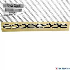 50902174 Sigla Logo Originale ESSEESSE Abarth 500 Grande Punto Punto EVO