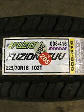1 New 225 70 16 Fuzion SUV Tire