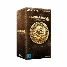 UNCHARTED 4: a thiefs end Libertalia COLLECTORS EDITION-ps4-NUOVO & OVP