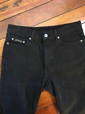 Vintage Black Calvin Klein Denim . Size 5